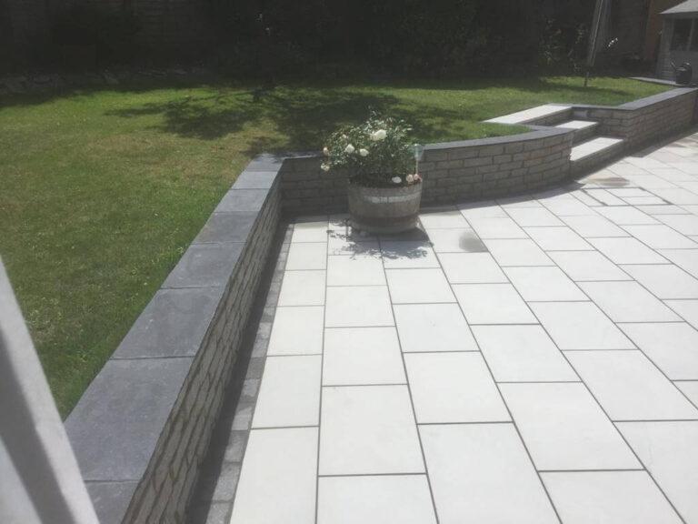 Keston - Garden Patio Redesign